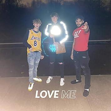 Love Me (feat. Geoffyc & Jaylen Pierce)