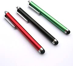 Bargains Depot (Black & Red & Green) 3 pcs (3 in 1 Bundle Combo Pack) Capacitive Stylus/styli Universal Touch Screen Pen for Tablet PC Computer : Apple iPad (first generation) 16GB / 32GB/ 64GB wifi + 3G model (MB292LL/A, MB293LL/A, MB294LL/A, MC349LL/A, MC496LL/A, MC497LL/A) Verizon, AT&T compatible