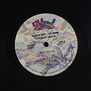 I Can't Turn You Loose/Block Party(12 Inch Single Record/Vinyl)