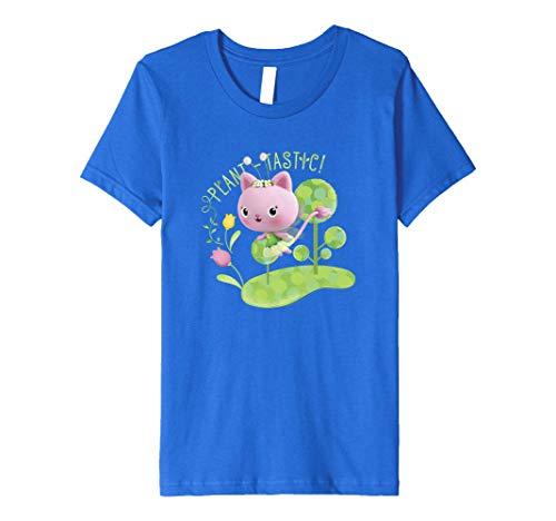 Kids Gabby's Dollhouse Kitty Fairy Plant-Tastic! Premium T-Shirt