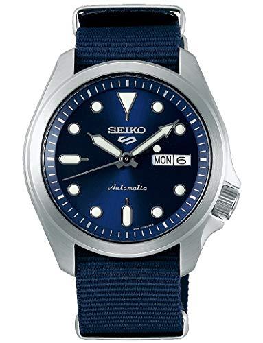 Reloj Seiko Hombre SRPE63K1 Automático