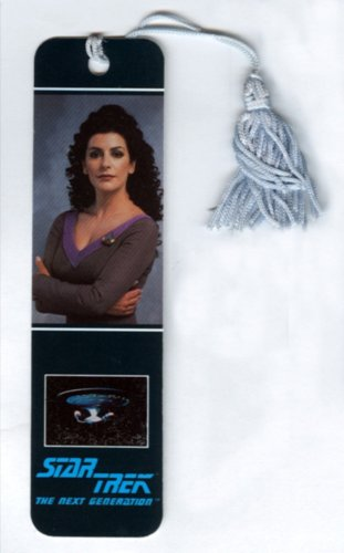 Lt. Deanna Troi (Tasseled Bookmark) (Star Trek: The Next Generation)