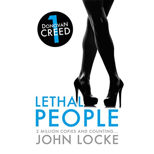 Lethal People audiobook cover art