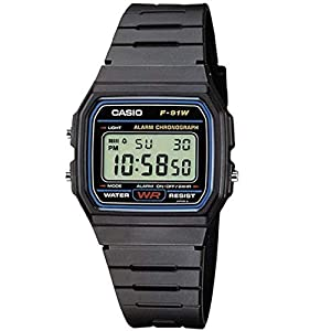 Casio Collection F-91W 7