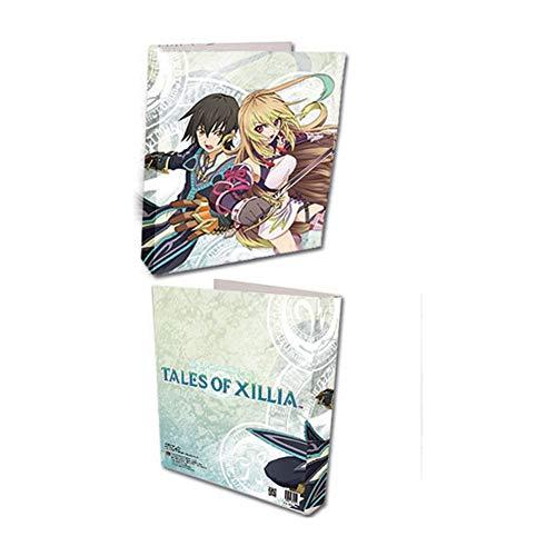Tales Of Xillia Binder - Jude & Milla