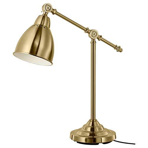 IKEA BAROMETER Lámpara de trabajo, escritorio, color latón
