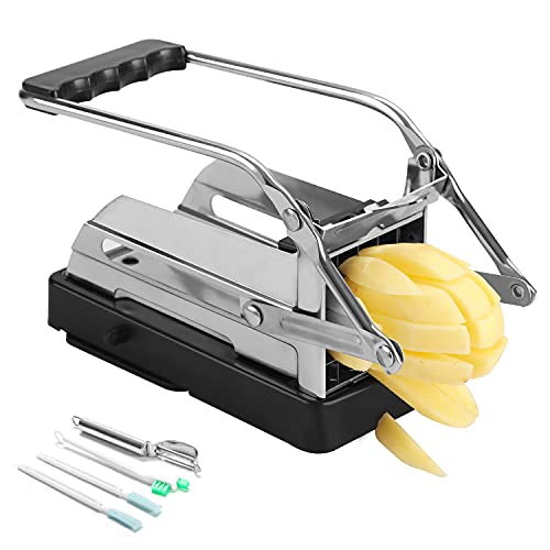 French Fry Cutter, Beefeta Professional Potato Slicer