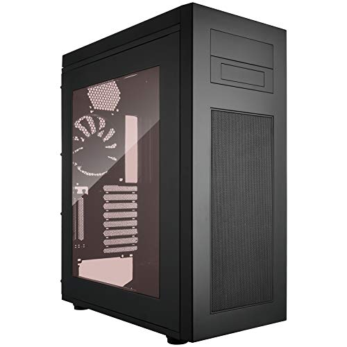 Rosewill ATX Full Tower Gaming PC Computer Case, Supports EATX Motherboards, Supports Dual PSU, Optional 360mm Water Cooling Radiator, Supports up to 7 Fans - Rise