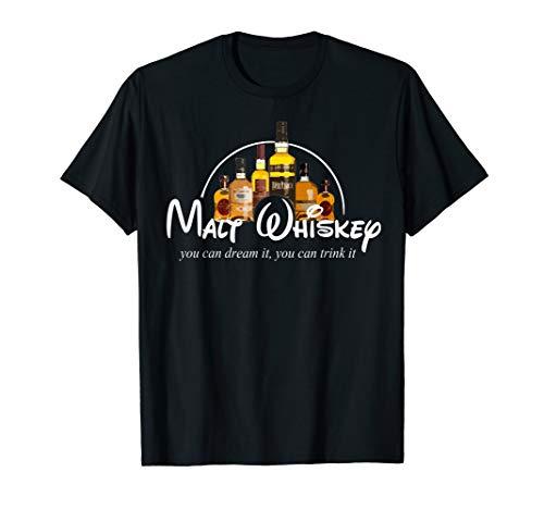 Malt Whiskey   Whisky Parodie   Whisky Geschenkidee   Whisky T-Shirt
