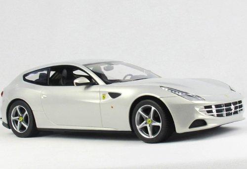 RASTAR 1:14 Scale Ferrari FF Model RC Car RTR (Color: Silver)