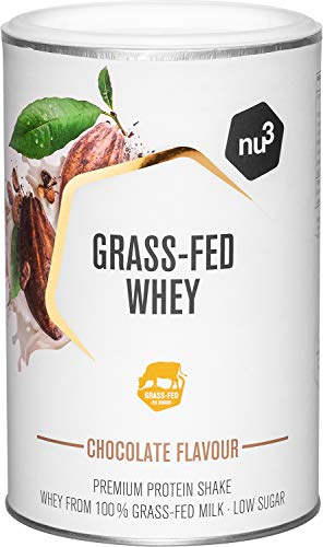 nu3 Grass-Fed Whey Protein - 300g...