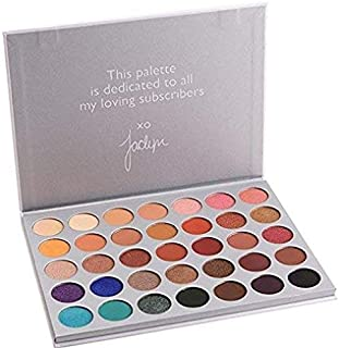 ClubComfort® Morphe ed The Jaclyn Hill Eyeshadow Palette (Grey, 25 ml)