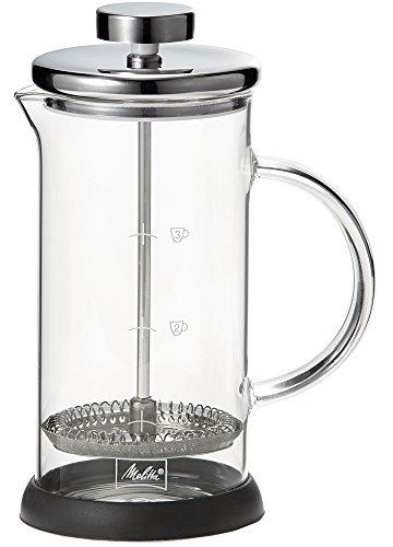 Melitta 173082 Kaffeebereiter Classic, 3 Tassen Kaffee Zubereiter, 350 ml