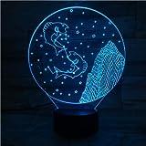 Western Zodiac Tischleuchte Touch Sensor Farbe Kind Kind Baby Nachtlicht Geschenk Fische Nachtlicht