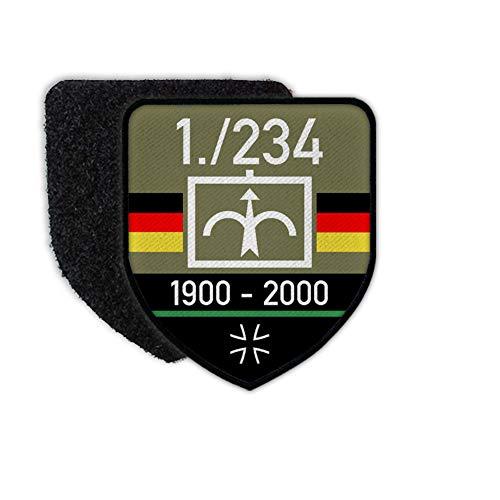 Copytec Patch BW DSO-DSK Veteran Division Schnelle Kräfte Bundeswehr Abzeichen #27423