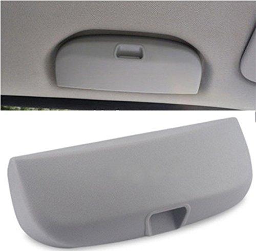 Soporte de gafas de sol gris ICTRONIX, parte de repuesto, compartimento, para Mercedes-Benz GLK, GLC, GLE, clase A B E C 2011–2015