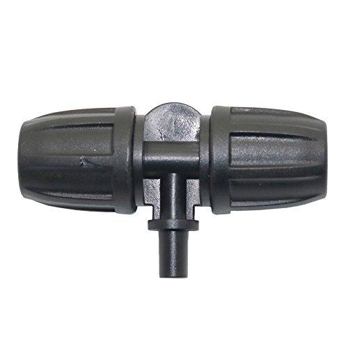 Adhere To Fly 15 pièces Connecteur automatique de pulvérisateur d'arrosage pour le connecteur de buse de 6 millimètres 8/11 accessoires de tuyau de millimètre