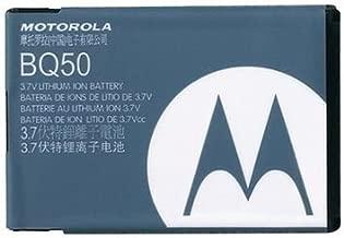New OEM Motorola Bq50 Battery V465 W175 W230a W375 W376 Em28 Em330 Renew W233