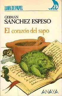 El corazón del sapo (Luna de papel) (Spanish Edition)