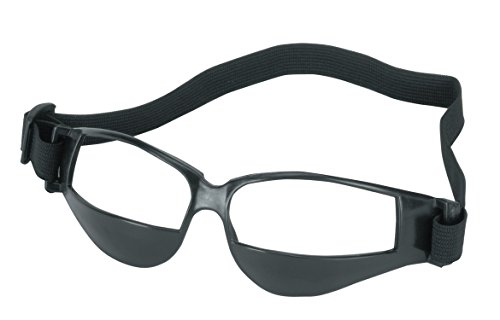 KBA (KORNEY BOARD AIDS) HEADS UP COURT VISION BASKETBALL DRIBBLE GLASSES, SPORTS TRAINING EQUIPMENT (H-UP)