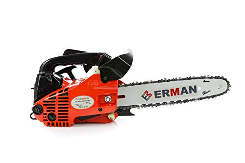 Erman Modell EM2500 Benzin-Kettensäge