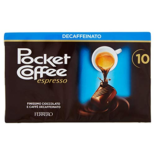 Pocket Coffee decaffeinato - 10 praline (125g)