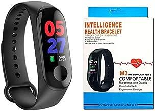 M3 Bluetooth Akıllı Bileklik Saat Dijital Ekran Universal