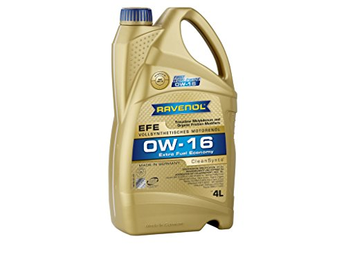 8 (2x4) Liter RAVENOL Extra Fuel Economy EFE SAE 0W-16 Motoröl Made in Germany