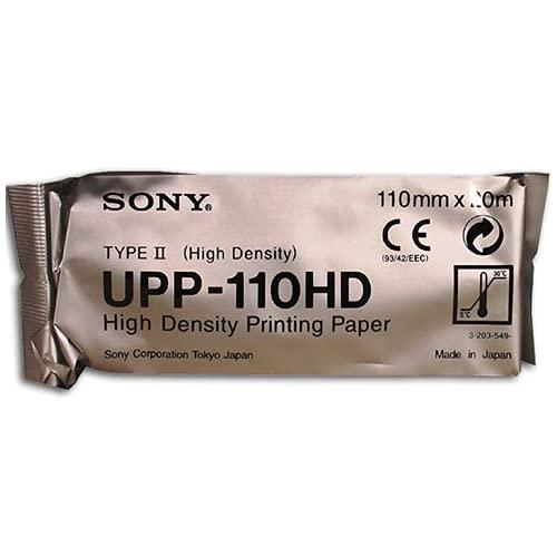 MITSUBISHI detalles sobre papel termosensible VIDEOSTAMPANTI B/N-KP75HM ce...
