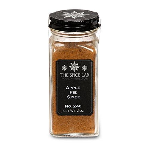 The Spice Lab Apple Pie Spice, 100 ml Jar
