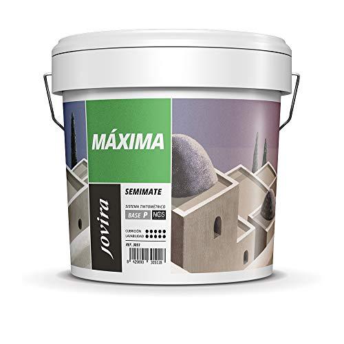 Seidig aussehende Farbe, halbmatt, schimmelhemmend, waschbar, seidig und weich, speziell zum Streichen von Wohn-, Schlafzimmer- und Küchenbereichen (5 kg, WEIß)