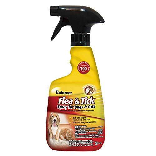 Enforcer EFT166 Flea & Tick Spray