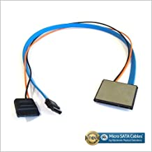 Micro SATA Cables CFAST Data Breakout Cable