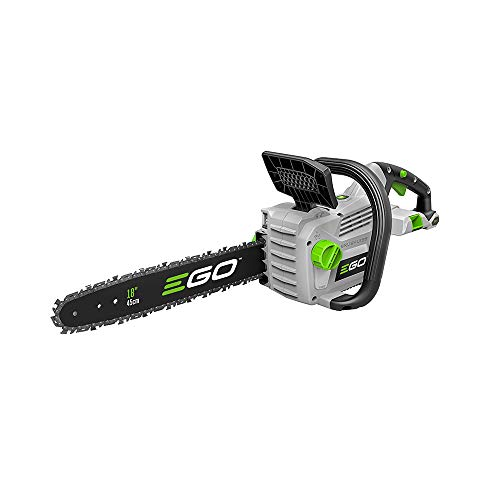 EGO Power+ CS1800 18-Inch 56-Volt Cordless Professional Chainsaw