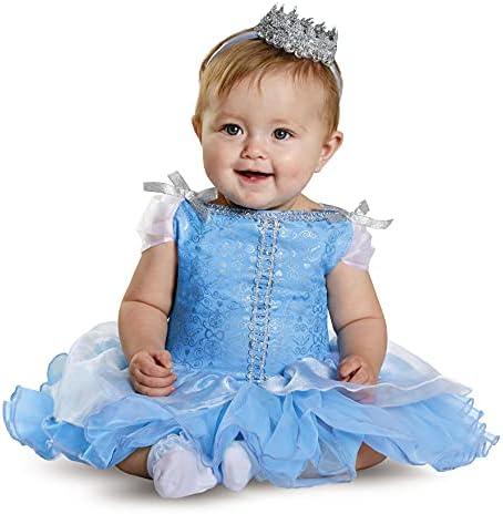Cinderella dress for baby girl _image2