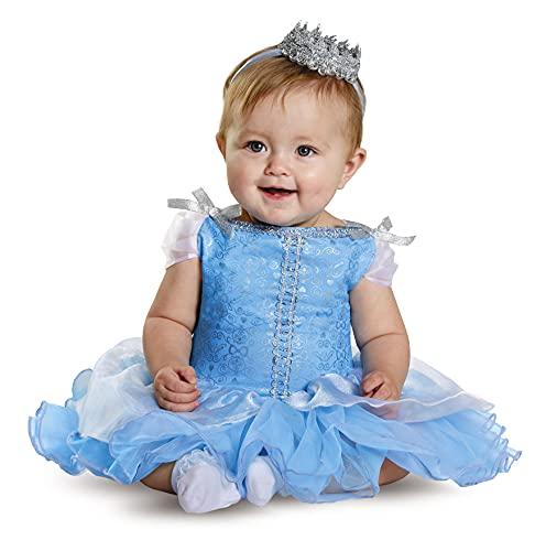Disguise Baby Girls' Cinderella Prestige Infant...