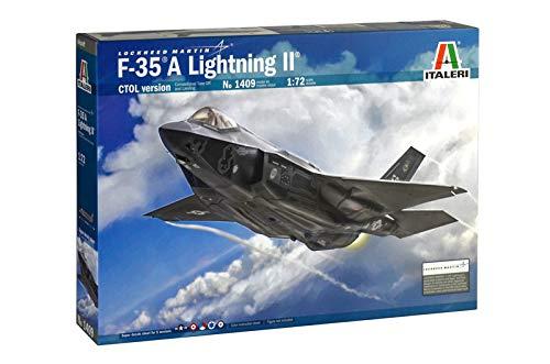 Italeri 1/72 Lockheed Martin F-35 A Lightning Ctol Version 1409
