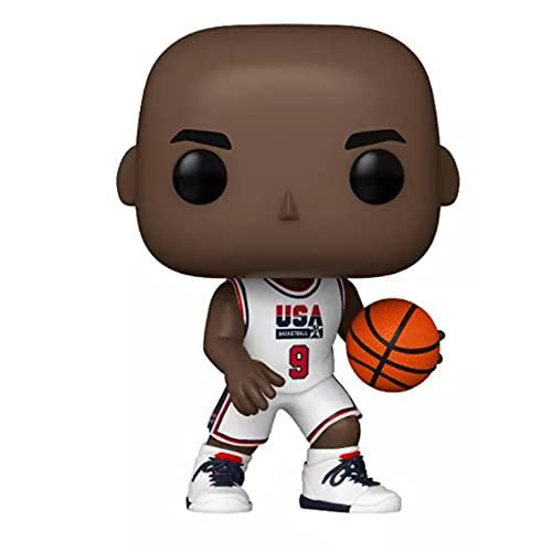 POP NBA:Legends-MichaelJordan(1992 Team USA White Uni