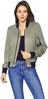 Blue Age Women's Classic Bomber Jacket