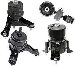 A2897 A2898 K1935 Fits 2000-2005 Buick Park Avenue 3.8L Engine Motor /& Transmission Mount 4pcs : A2895 A2896