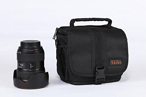 Bolso / Funda Impermeable para Cámara Compacta - Canon EOS M; Canon PowerShot G1X SX50HS SX500IS SX40HS SX510HS G1X MKII, SX520HS SX400IS; FUJI FinePix HS30 X-S1 S4200EXR S4500EXR X-Pro1 X-E1 HS50EXR SL240 SL300 S2980 S4400 SL1000 SL260 S8400W S8200
