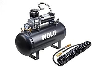 Wolo (860) Air Rage Heavy-Duty Compressor with 5 Gallon Capacity Tank