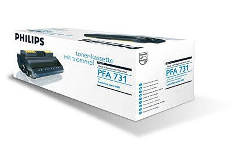 Laser Toner de Philips para PFA 731(y cartucho láser con carga) PFA731Toner, 3.000S. ✅