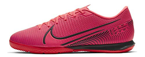 Nike Herren Vapor 13 Academy IC Fußballschuhe, Rot (Laser Crimson/Black-Laser Crim 606), 44 EU