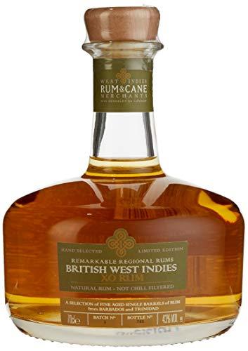 Rum & Cane British West Indies (1 x 0.7 l)