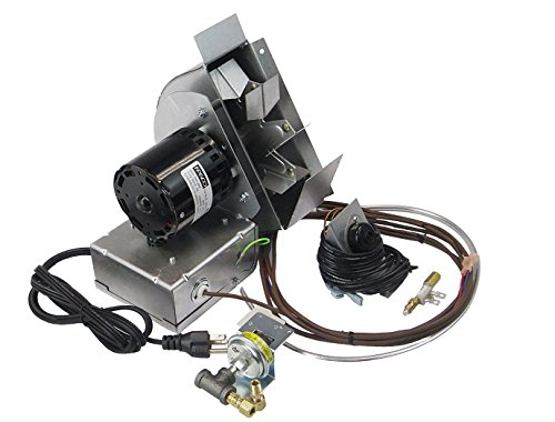 Tjernlund CSA1 Chimney Stack Assist Draft Inducer Fan Kit for Orphaned Water Heaters