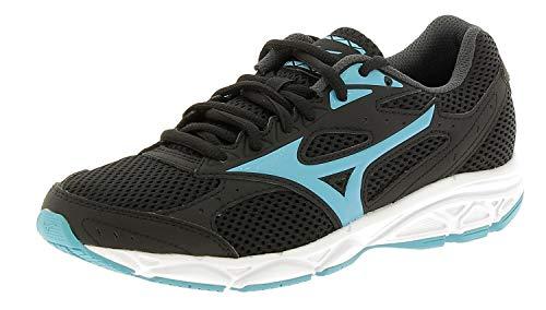 Mizuno Spark 3 Zapatos Para Mujer Negro K1GA180424 (37)