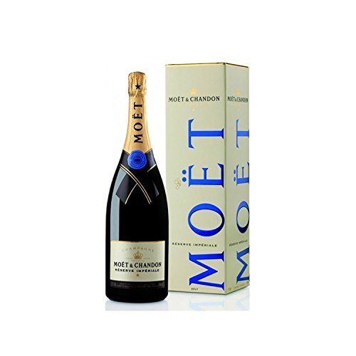 Champagner Moet & Chandon Reserve Imperiale Boll. Blu Magnum - Moet & Chandon Champagne