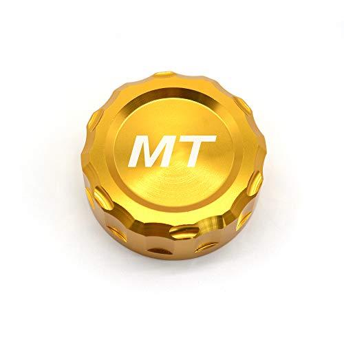 Coperchio del serbatoio del cilindro del motociclo Per Yamaha MT07 MT-07 MT09 MT-09 2013-2016 MT09 Tracer 2013-2018(Oro)