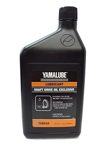 Yamaha ACC-SHFTD-EX-00 Yamalube Shaft Drive Oil Exclusive, 32oz